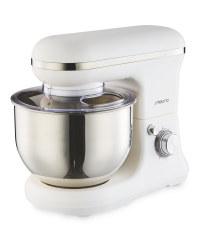 White Matt Classic Food Mixer