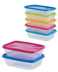 Food Storage Boxes 2 & 5 Pack