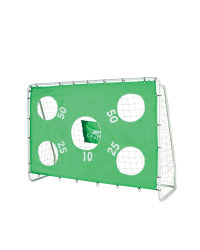 Football Goal With Targets