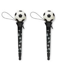 Football Pen 2 Pack