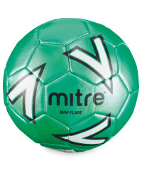 Mitre Football Size 1 - Green