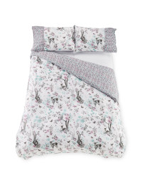 Forest Friends Double Duvet Set