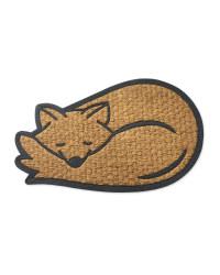 Fox Garden Friends Doormat