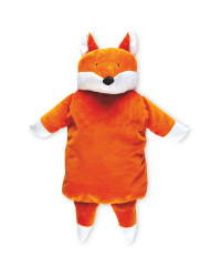 Little Town Fox Hot Water Bottle