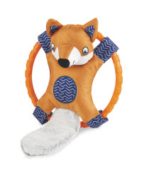 Fox Tail Frisbee Toy