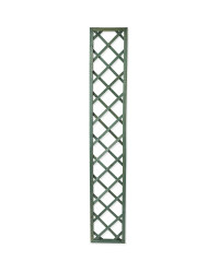 Framed Fixed Trellis - Green