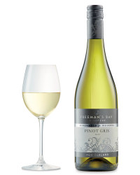 Freeman's Bay New Zealand Pinot Gris