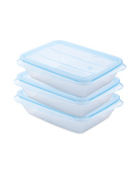 Fresh & Freeze Boxes 1000ml 3 Pack