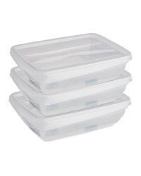 Fresh And Freeze Boxes 1L 3 Pack