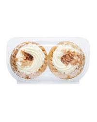 Fresh Cream Toffee Tarts