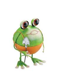Frog Metal Garden Ornament