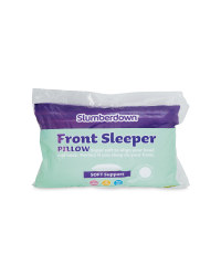 Front Sleeper Pillow