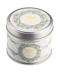 Frosted Mulberry Fragranced Candle