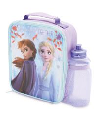 Frozen  Lunch Bag and Bottle Set