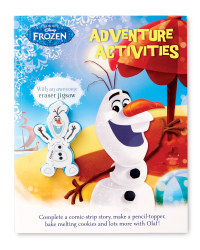 Frozen Adventure Activities