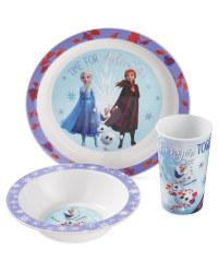 Frozen Character Breakfast Set