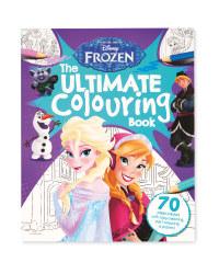 Frozen Colouring Book
