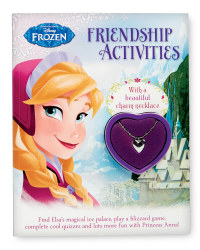 Frozen Friendship Activites