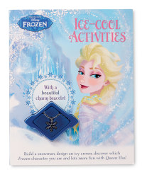 Frozen Ice Cool Activities