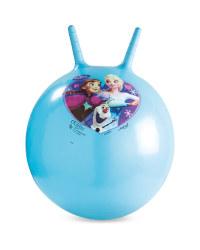 Frozen Inflatable Hopper