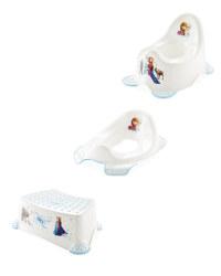 Frozen Toilet Training Set