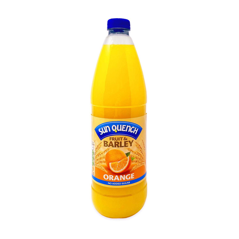 Fruit & Barley Orange