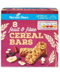 Fruit & Fibre Cereal Bars