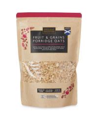 Fruit & Grains Porridge Oats