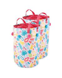 Kids' Fruit Storage Bag 2 Pack