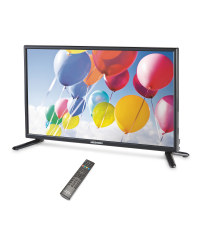 Full HD 21.5 Inch TV DVD Combi
