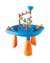Fun Wheels Water Activity Table