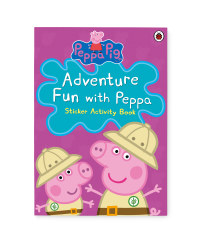 Adventure Fun with Peppa