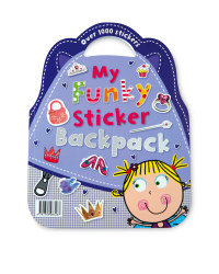 Funky Sticker & Activity Carry Pack