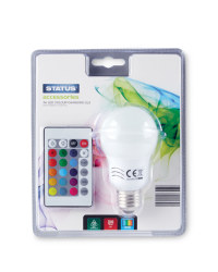 GLS ES Colour-Changing Light Bulbs