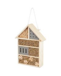 Gable Roof Bee And Insect House
