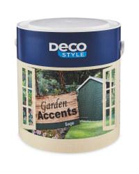 Sage Garden Accents Paint