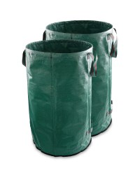 Garden Bag Set 2 Pack 120L