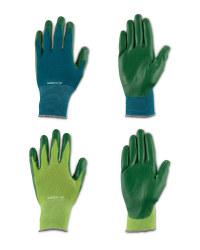 Gardening Gloves Green