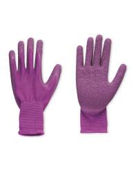 Lavender Gardening Gloves Small