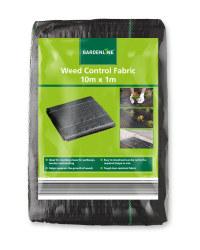 Gardenline 10x1m Weed Control Fabric
