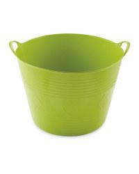 Gardenline 43 Litre Garden Tub - Green