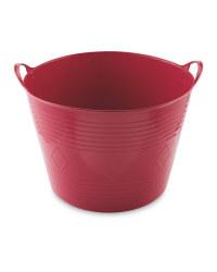Gardenline 43 Litre Garden Tub - Magenta