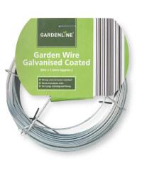 Gardenline 50m Galvanised Wire