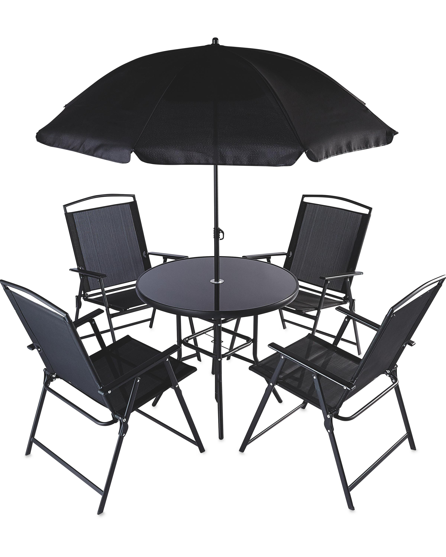 Gardenline 6 piece furniture set aldi uk