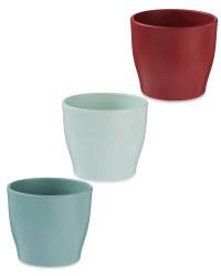Gardenline Ceramic Pots 15cm