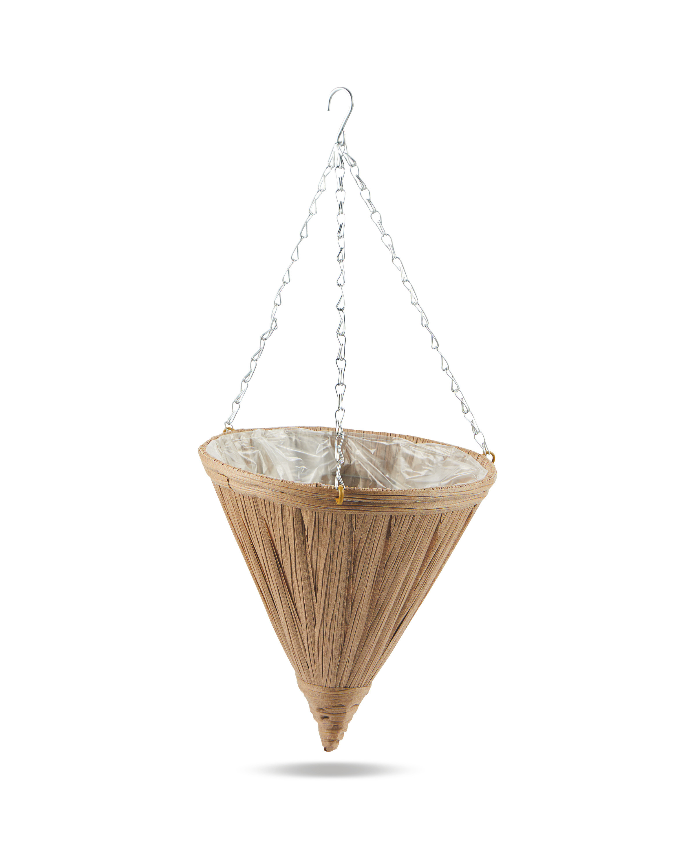 Gardenline Cone Hanging Basket