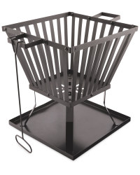 Gardenline Fire Basket