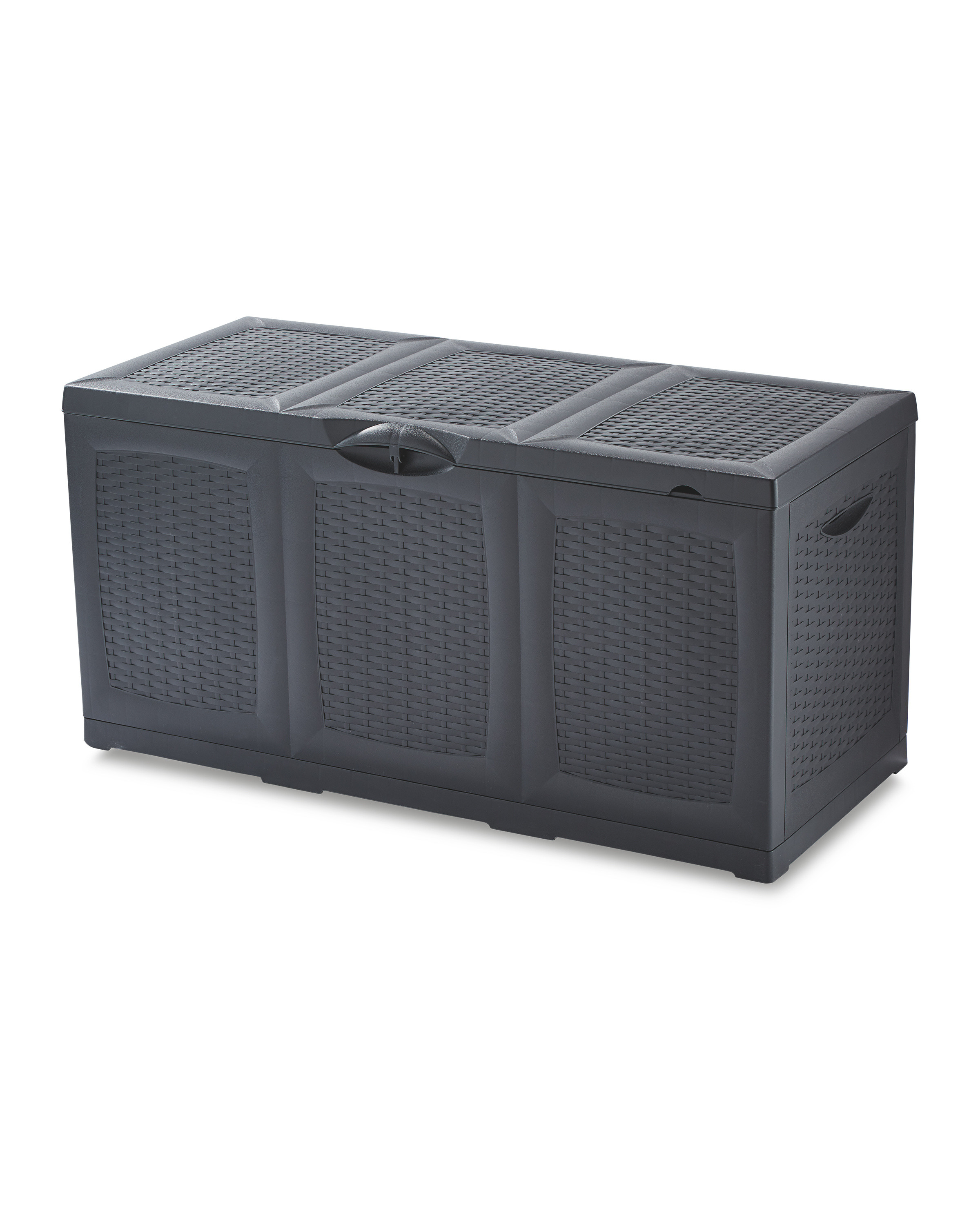 Gardenline Garden Storage Box Aldi Uk