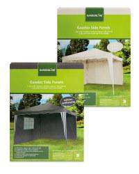 Gardenline Gazebo Side Panels