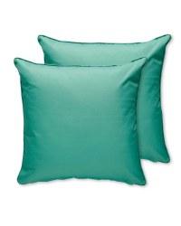 Gardenline Green Outdoor Cushion Set